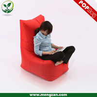 classic side chairs furniture bean bag without fillings