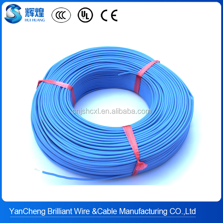 Custom logo High Quality 1.25mm2 Jg Silicone Rubber Insulation Motor Winding Wire with certificate