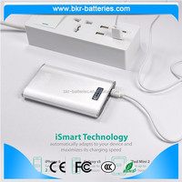 Overcharge protect power bank 5300mah lcd display portable power bank from china
