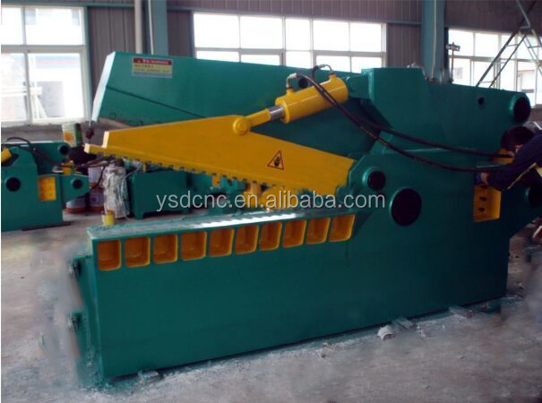 Q43-200T Crocodile hydraulic steel shearing machine,series alligator <strong>scrap</strong> metal shears for sale,waste sheet shear
