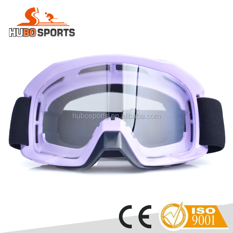 Wide Vision Design big uv protective lens racing motocross motorcycle goggle,MX goggles HB-186