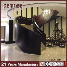 artificial stone stair steps prefabricated stairs steel spiral stair treads