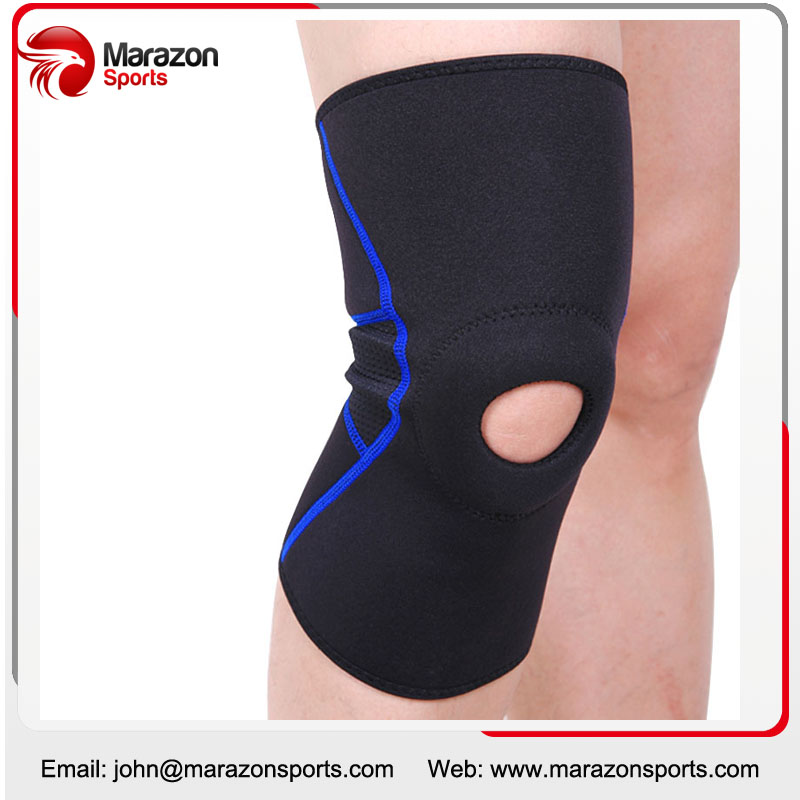 Top Quality neoprene pro sport knee support China Factory