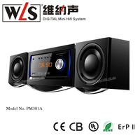 Radio Dvd Player Combo with Usb Sd card Bluetooth Fm radio and Micphone Earphone