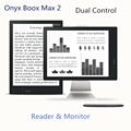 Good quality ebook reader android 6.0 ebook reader Max 2 with e-ink monitor mode