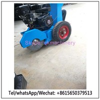 Concrete road Pavement repair irrigation sewing machine