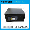 Honeyson new hotel room smart digital electronic anti-fire safe box