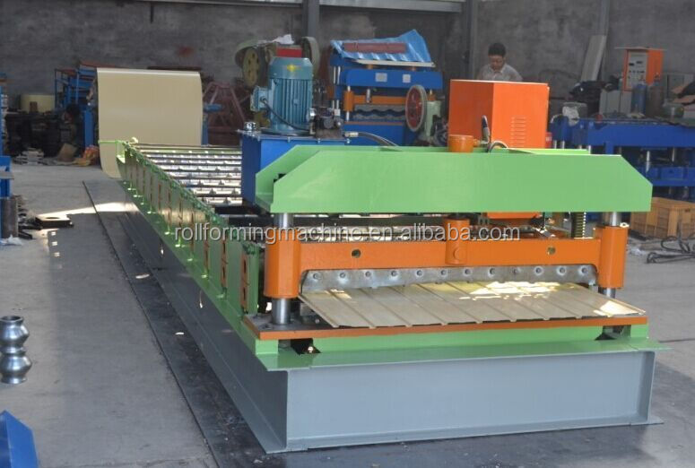 Russia Tiles C8 <strong>C10</strong> C21 H35 H60 roll forming machine China supplier