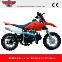 Gas Powered Dirt Bike For Kids (DB502C)