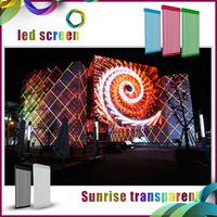 hot new electronic outdoor led display screen technology for the outdoor vehile advertising display screen video wall
