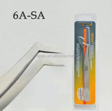 6a-sa Vetus tweezer for 3d,6d russian volume lash