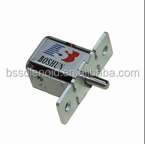The Solenoid Keeping Solenoid Automation Equipment BS-0724N for Car Charging Posts
