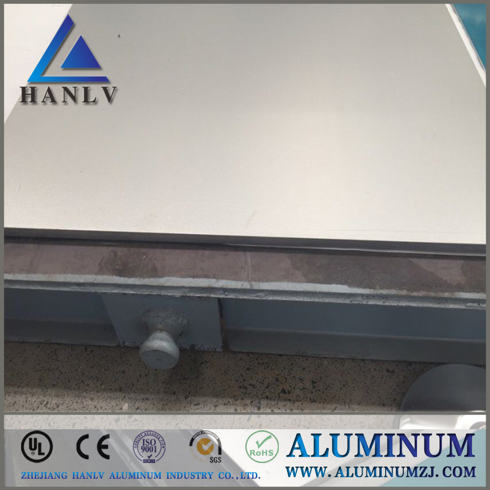 pre anodized finish aluminium sheet 1100 h34 factory