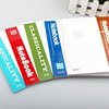 High Quality Paper Notebook Cheap A5