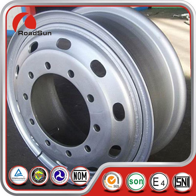 For Dump Trucks Steel Aloy Steel Wheel Rims