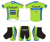 2016 New Style Customized Cycling Jerseys with low MOQ