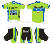 TINKOFF Tackle Twill Cycling Wear Pocket/Jersey Cycling/professional Cycling Jersey custom jersey