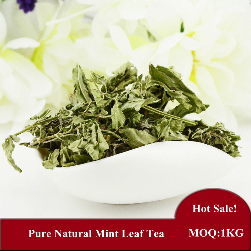 Natural Dried Mint Leaf Tea Improves Your Mood