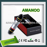 E cigarette changeable and washable clear cartomizer Amanoo olla de vapor industriales
