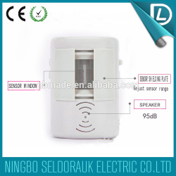 Direct factory supply best selling shop entry door chime motion detector