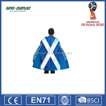 Sports Fans Polyester Body Flag Football
