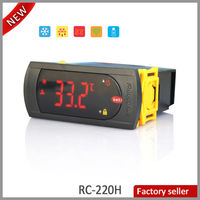 LED Touch Button Remote Control Programming Key Temperature Controller RC-220H temperature controller 12v dc