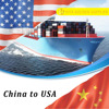 Shanghai shipping DDU sea cargo freight to Baltimore USA from China
