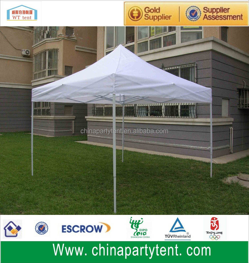 Pop up display sublimation printing cheap 10x10 canopy tents