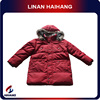 high quality wholesale fur hoody boys winter jackets manufacturer