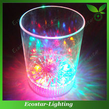 Color Changing LED Light-up Glass for Bar Decoration