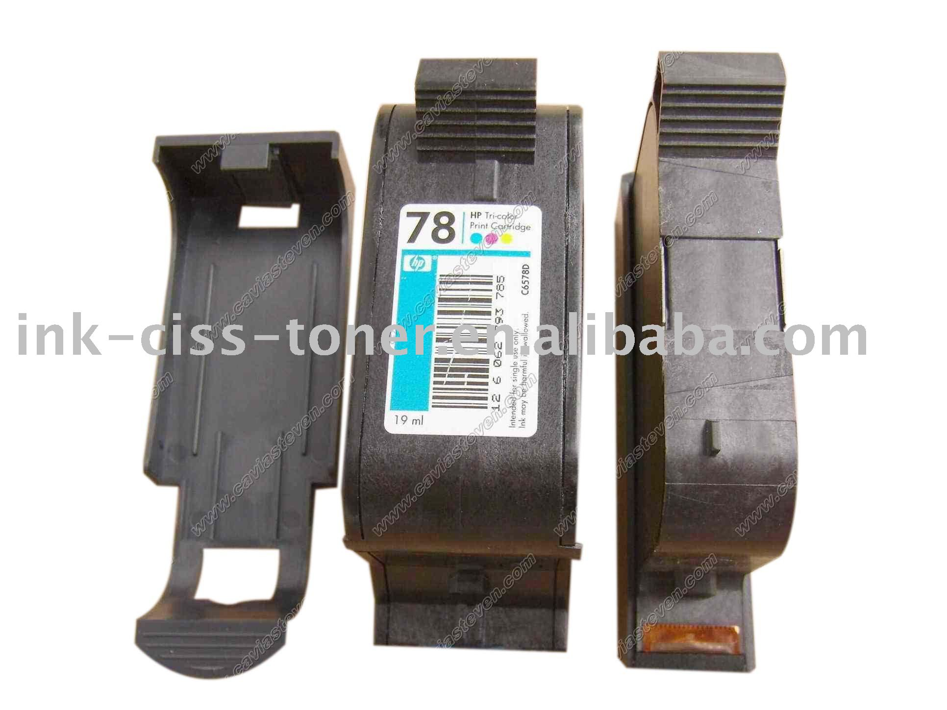Compatible ink cartridge 14 for HP CP1160/610/office jet d145/d150/7130/7140