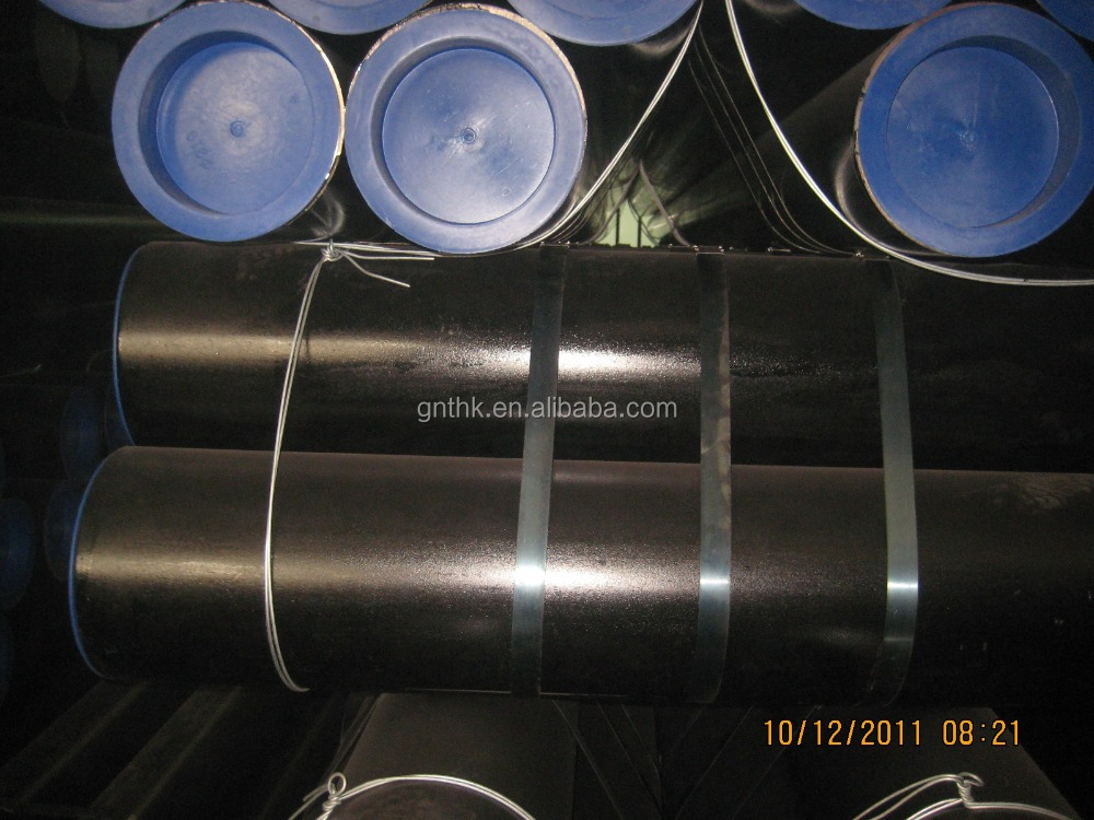 Downstream Oil & Gas 13CrMo4-5 piping 5.5''