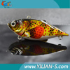 vivid 3D eyes 63mm flies fly fishing lure blanks korea fishing tackle