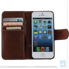 Pouch Leather Sublimation Case for iPhone 5/5S P-APPIPN5SPUCA009