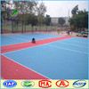 Environmental-friendly pp interlocking outdoor volleyball court flooring