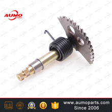 Motorcycle parts GY125 GY150 kick start shaft with high quality