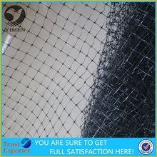 Black Netting for getting rid of mole