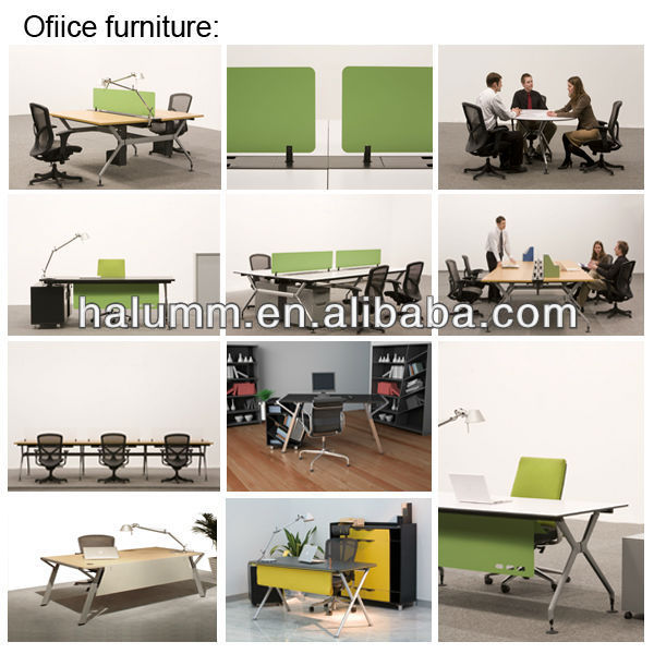XOX series office table,office furniture, desk with patent aluminum table leg office desk side table