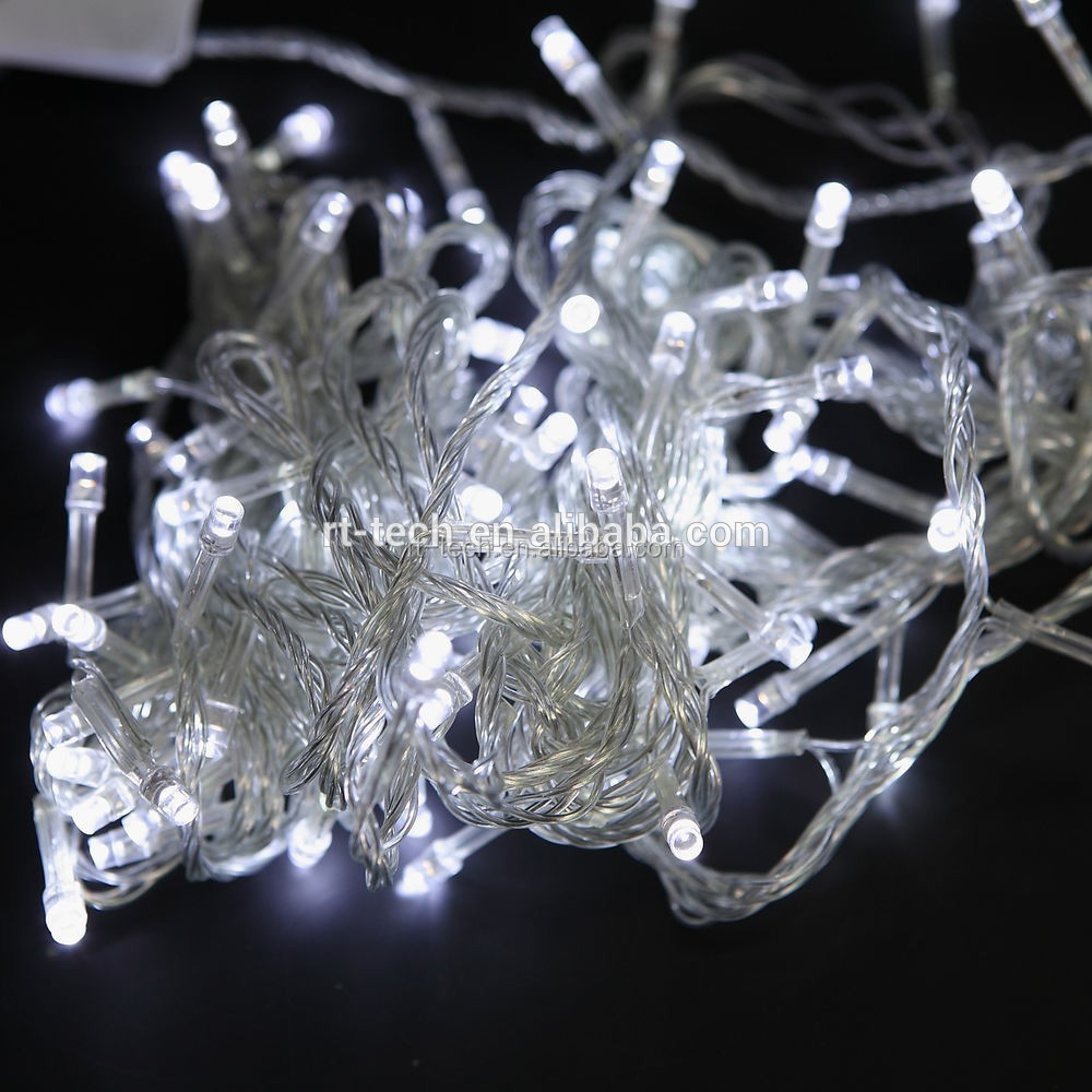 Ip led christmas string light outdoor garland