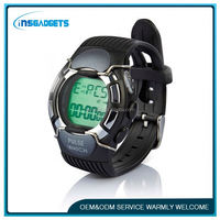 Fitness pulse watch heart rate monitor watch ,H0T233 heart rate running watch , watch heart rate monitor
