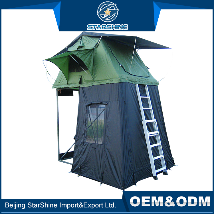 High Quality 100% Waterproof Outdoor Tents Camping Car Truck Roof Top Tent For Travelling