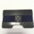 Real Carbon Fiber Wallet with 2 PCS Carbon Made Plate and 1 Money Band Can Hold 10 Credit Cards Famous Money and Cards Holder