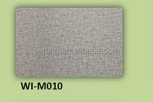 Aluminium sheet faced mdf for interior decoration