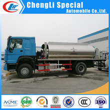 CLW Asphalt Distribution Truck 10-12Cubic Meter Road Maintenance Bitumen Spraying Truck