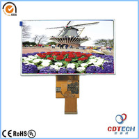 7 inch lcd screen industrial LCD display panels