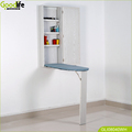 Goodlife design patent ironing cabinet with mirror popular in the world