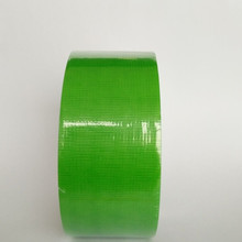 Strong adhesive carpet fixing colored cloth duct tape