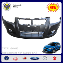 Car Bumpers 71711-56K00 Front Bumper for Suzuki Hatchback SX4 2011
