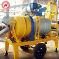 Factory Supply mobile used asphalt mixing plant