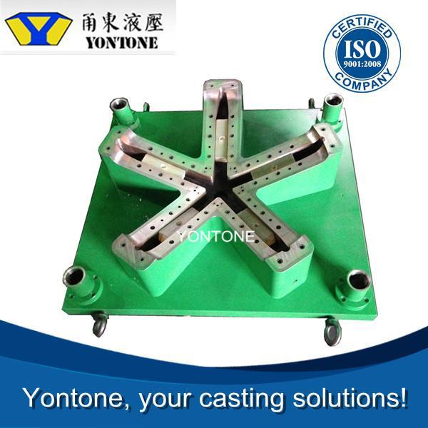 Safe Payments ISO Approved Company Best Sell Aluminum Die Casting Electric Tool Shell